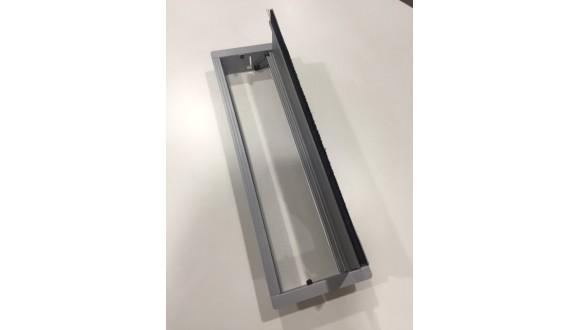 Aluminium Flip Up Cover