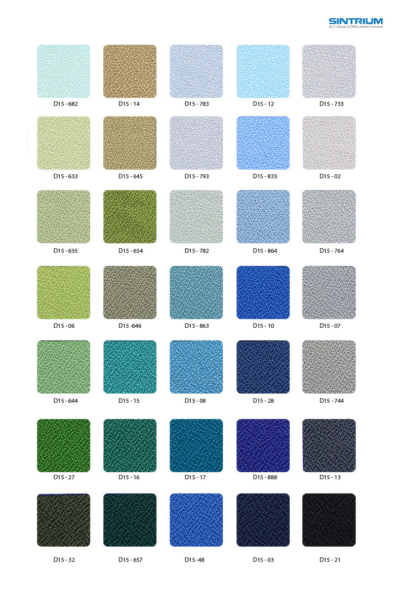 Seating Colours